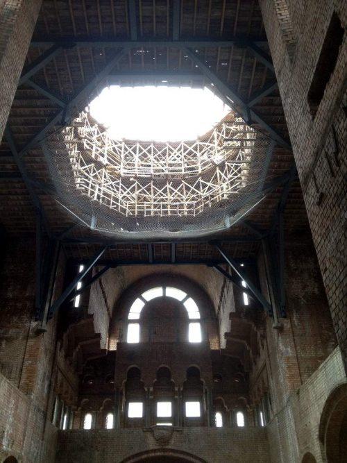Plasa protectie catedrala3
