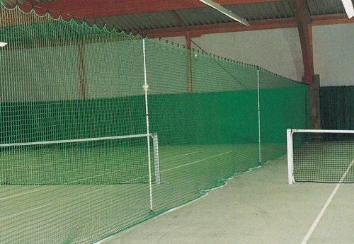 Plasă despărțitoare terenuri tenis