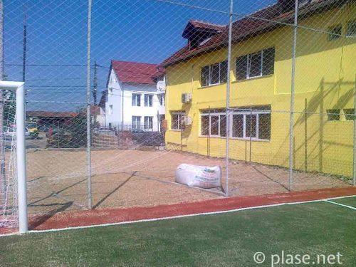 Gard plasa textila teren sport