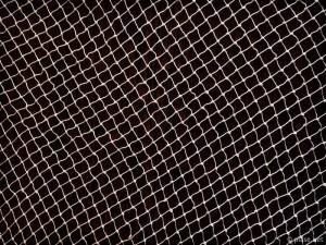 Plasă din poliamidă detaliu