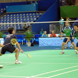 Fileu de badminton BWF