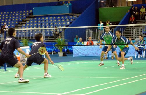 Fileu de badminton BWF